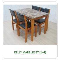 KELLY MARBLE SET (1+4)